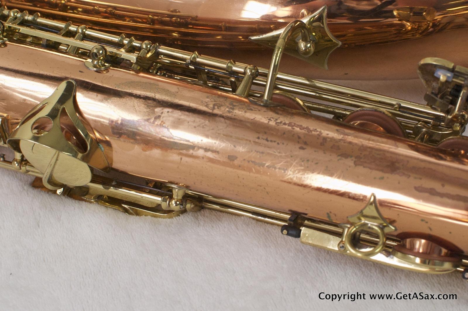 Buffet Prestige Tenor Saxophone Copper Body S-1 / S-3 ...